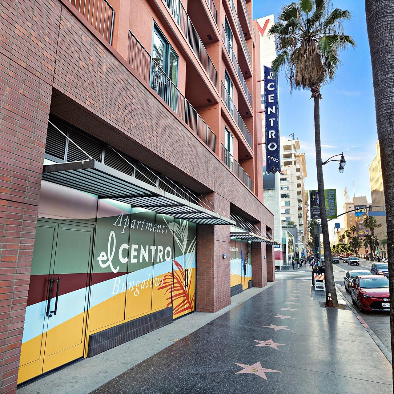 Urban Radish - El Centro Apartments