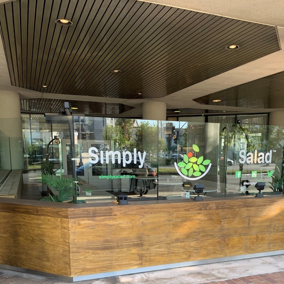 Simply Salad Brentwood - Closed
