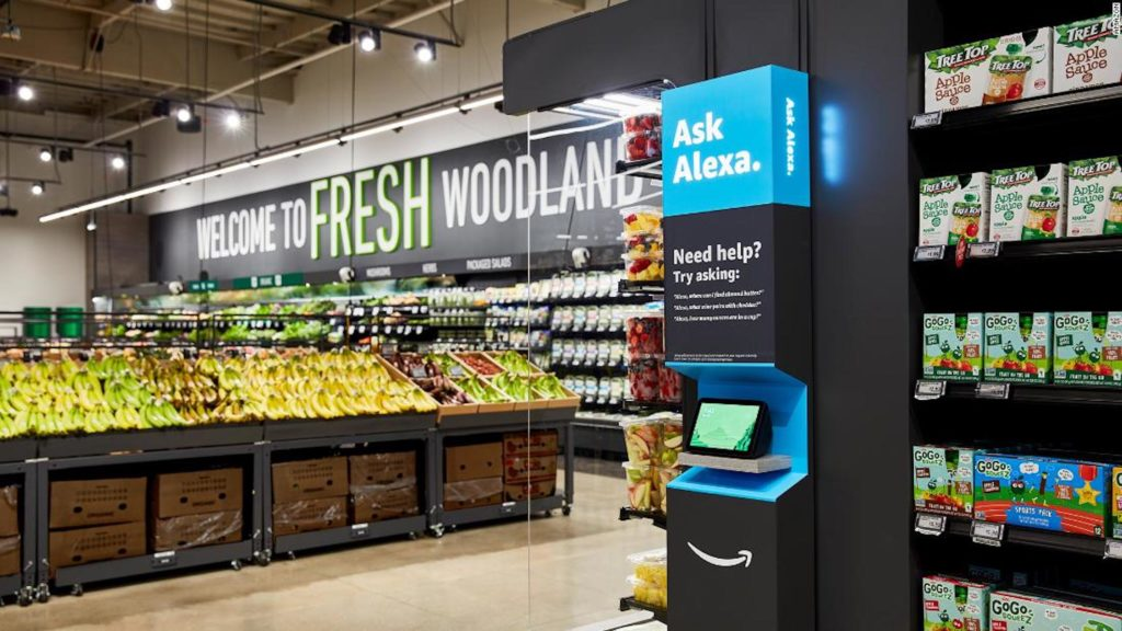 Amazon Fresh - Woodland Hills