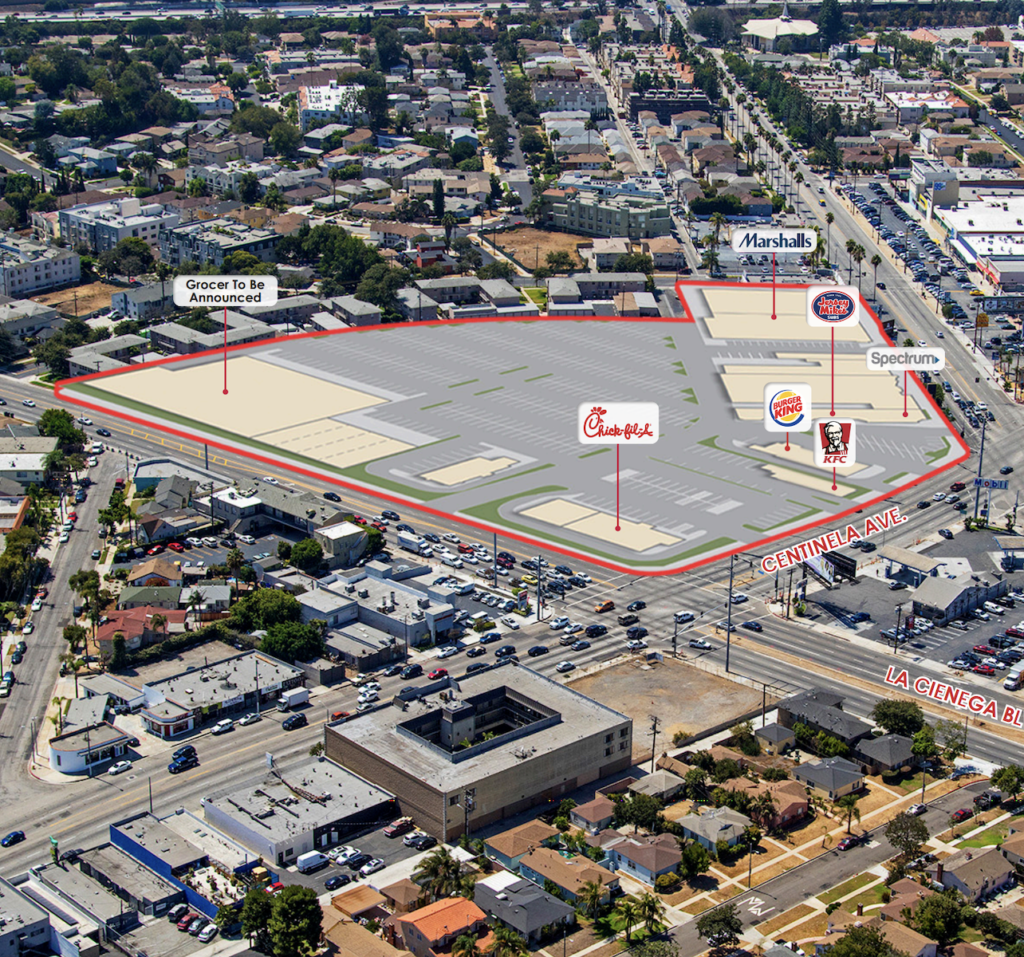Amazon Grocery - The Interchange at La Cienega
