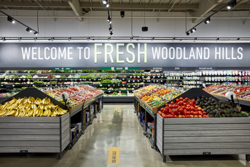 Amazon Fresh Woodland Hills Now Open