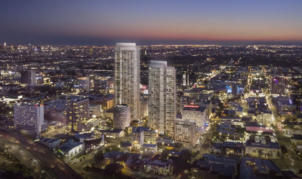Hollywood Center Rendering 1