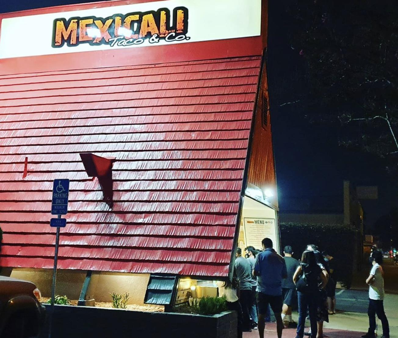 Mexicali Taco & Co - San Gabriel Valley - Now Open
