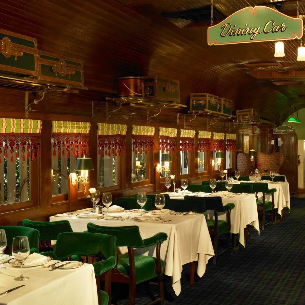 Pacific Dining Car Santa Monica and DTLA