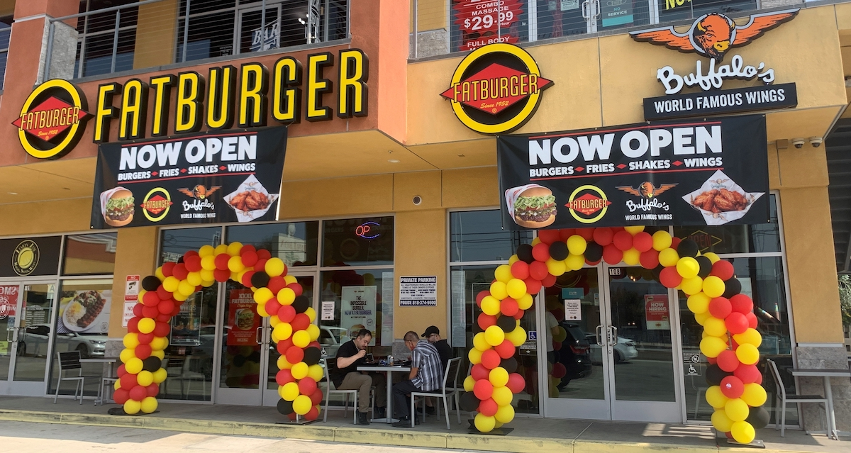 Fatburger, Buffalo's Express Van Nuys Now Open