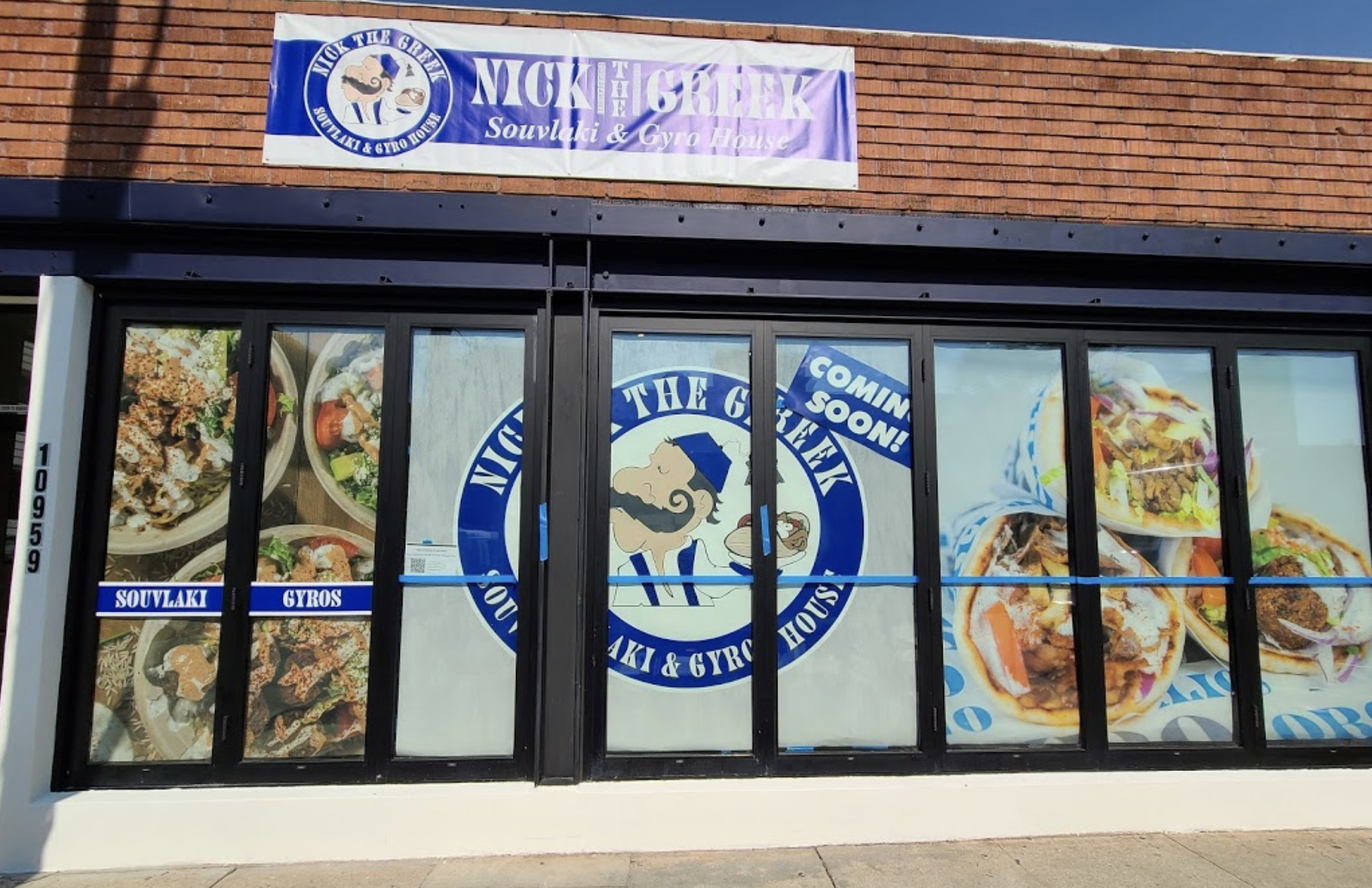 Nick the Greek Westwood Now open