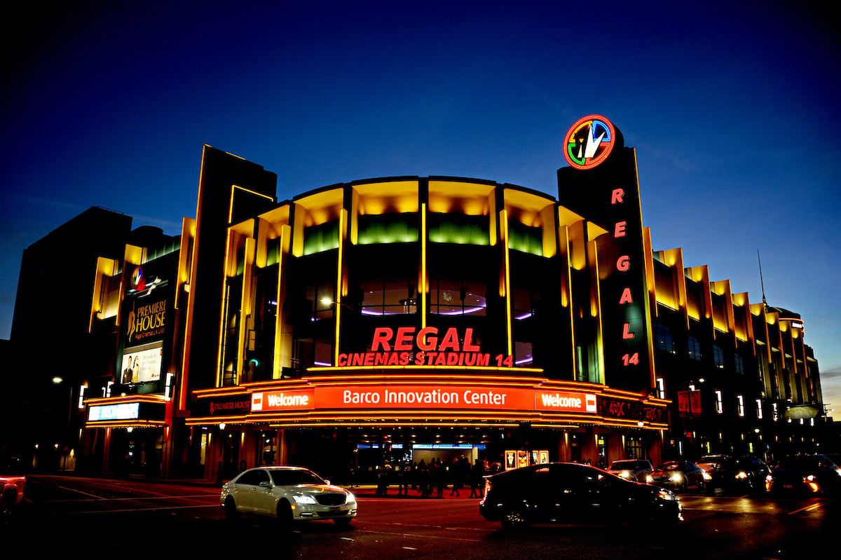 Regal Suspends Operations Temporarily Across All 536 Theatres Including in LA