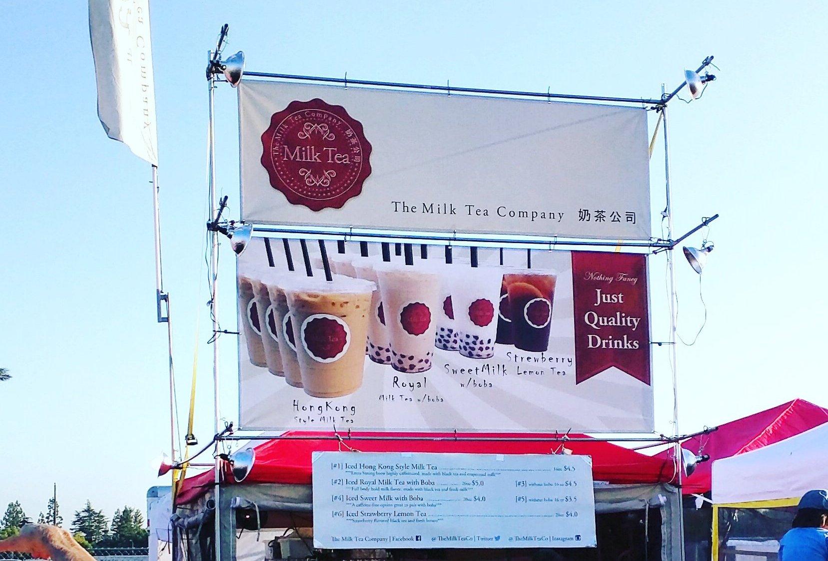 The Milk Tea Company Rosemead