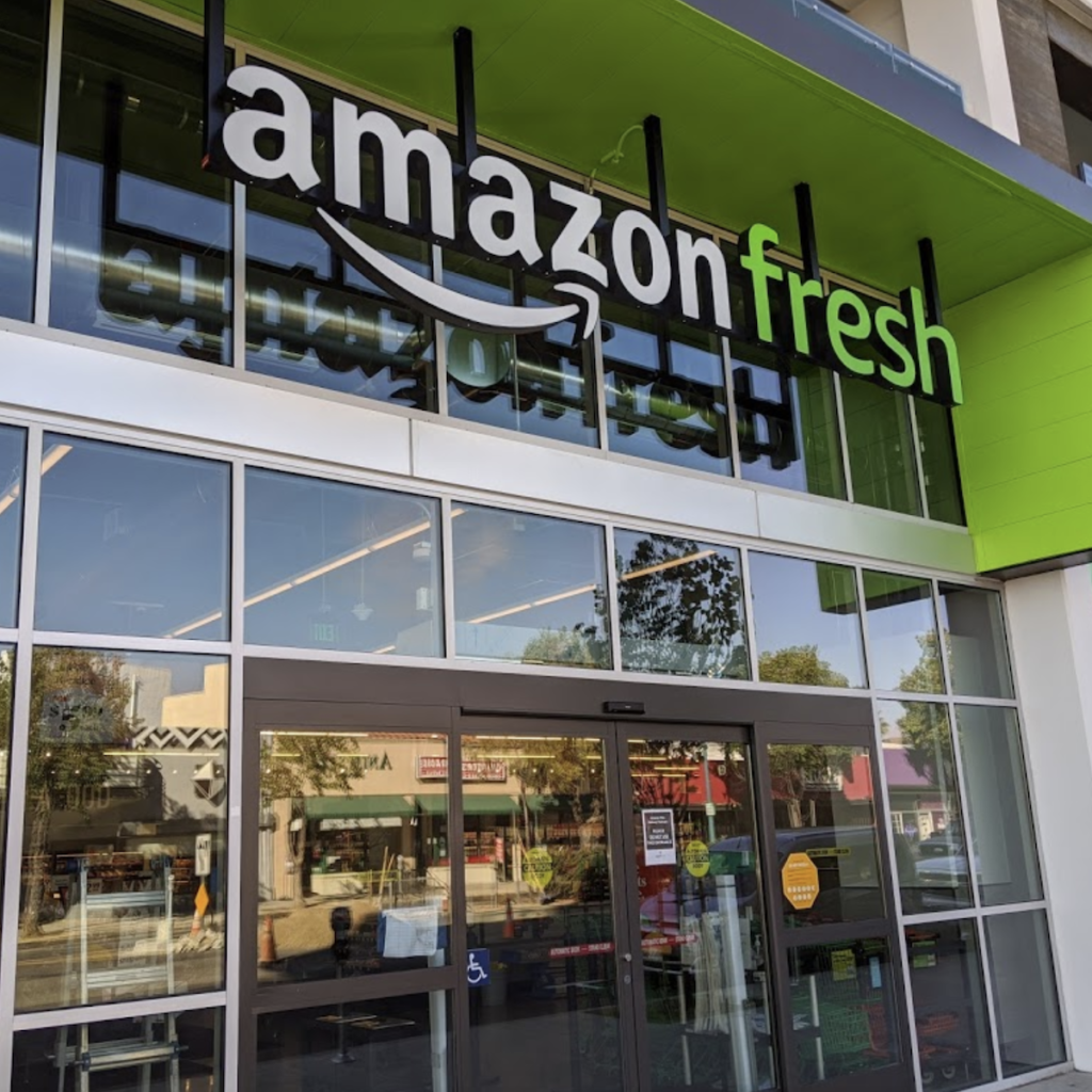 Amazon Fresh Now Open in North Hollywood