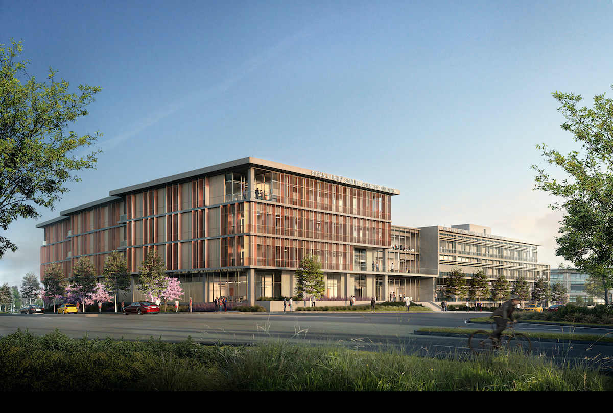 Construction Begins on UC Irvine's New College of Health Sciences Complex