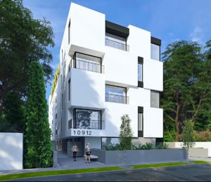 Blix Apartments Rendering 1