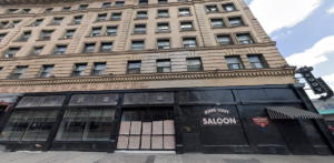 Skid Row's King Edward Hotel Earns City's Historic Designation