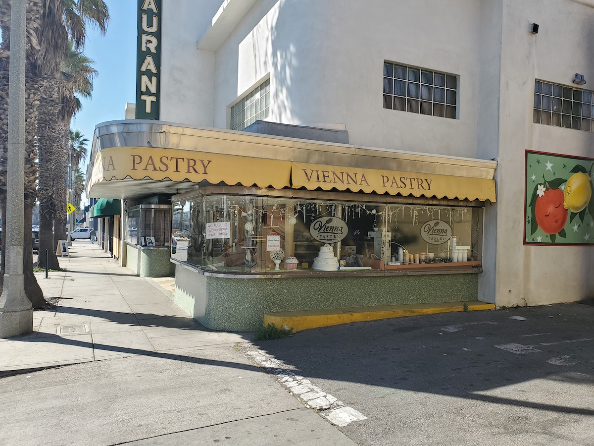 Vienna Pastry Makes Good On Its Threat, Is Now Permanently Closed - Photo 1
