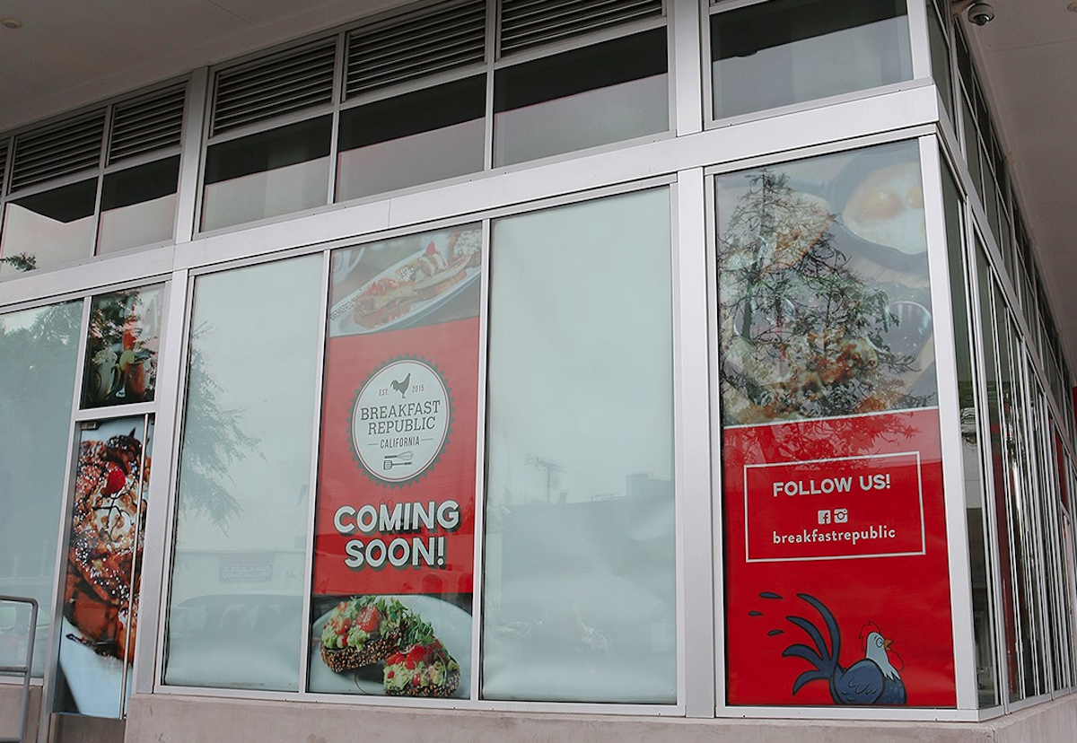 At Long Last! Breakfast Republic West Hollywood To Open May 12