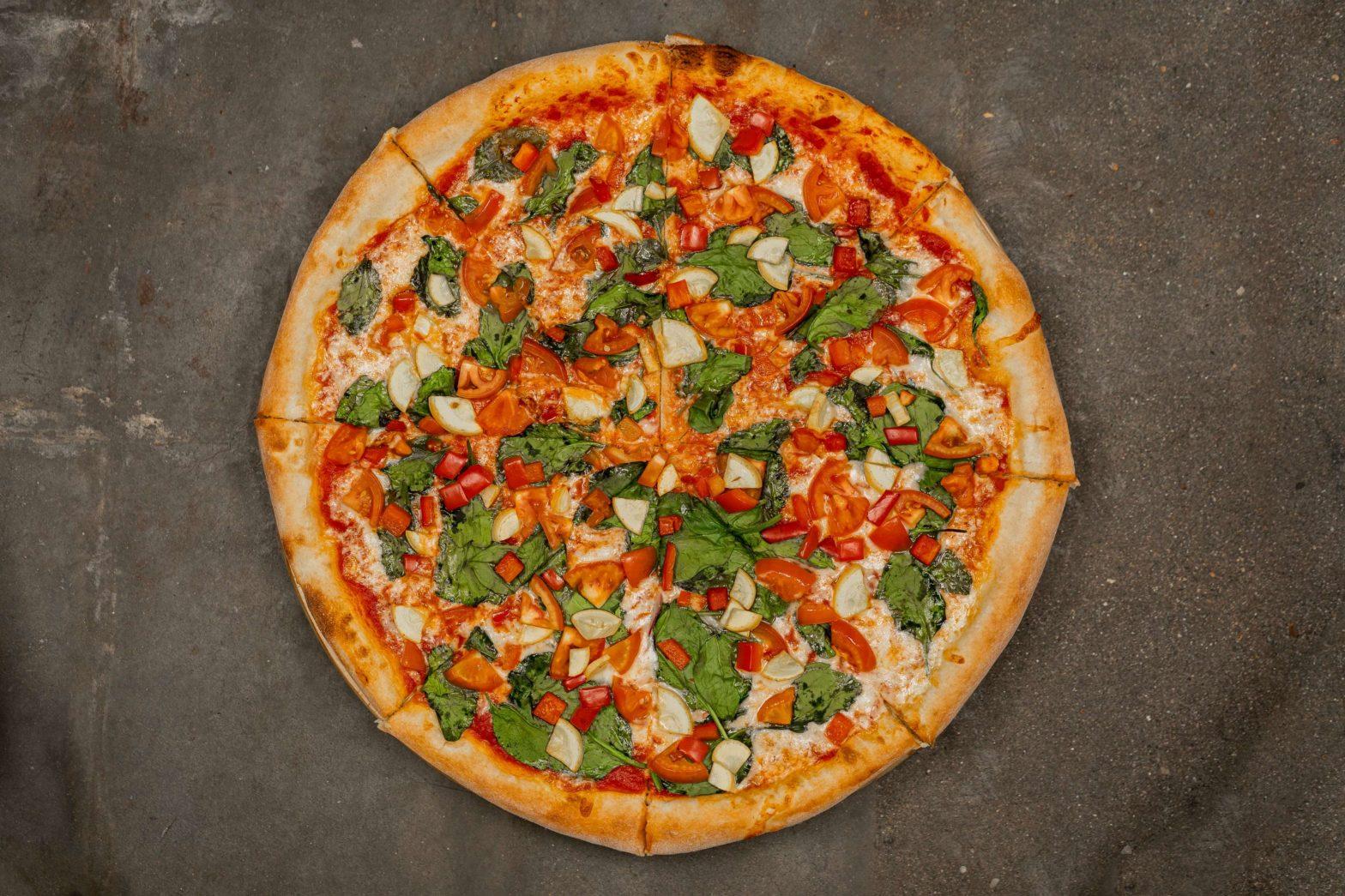 Ghost Pizza Haunts Melrose Avenue