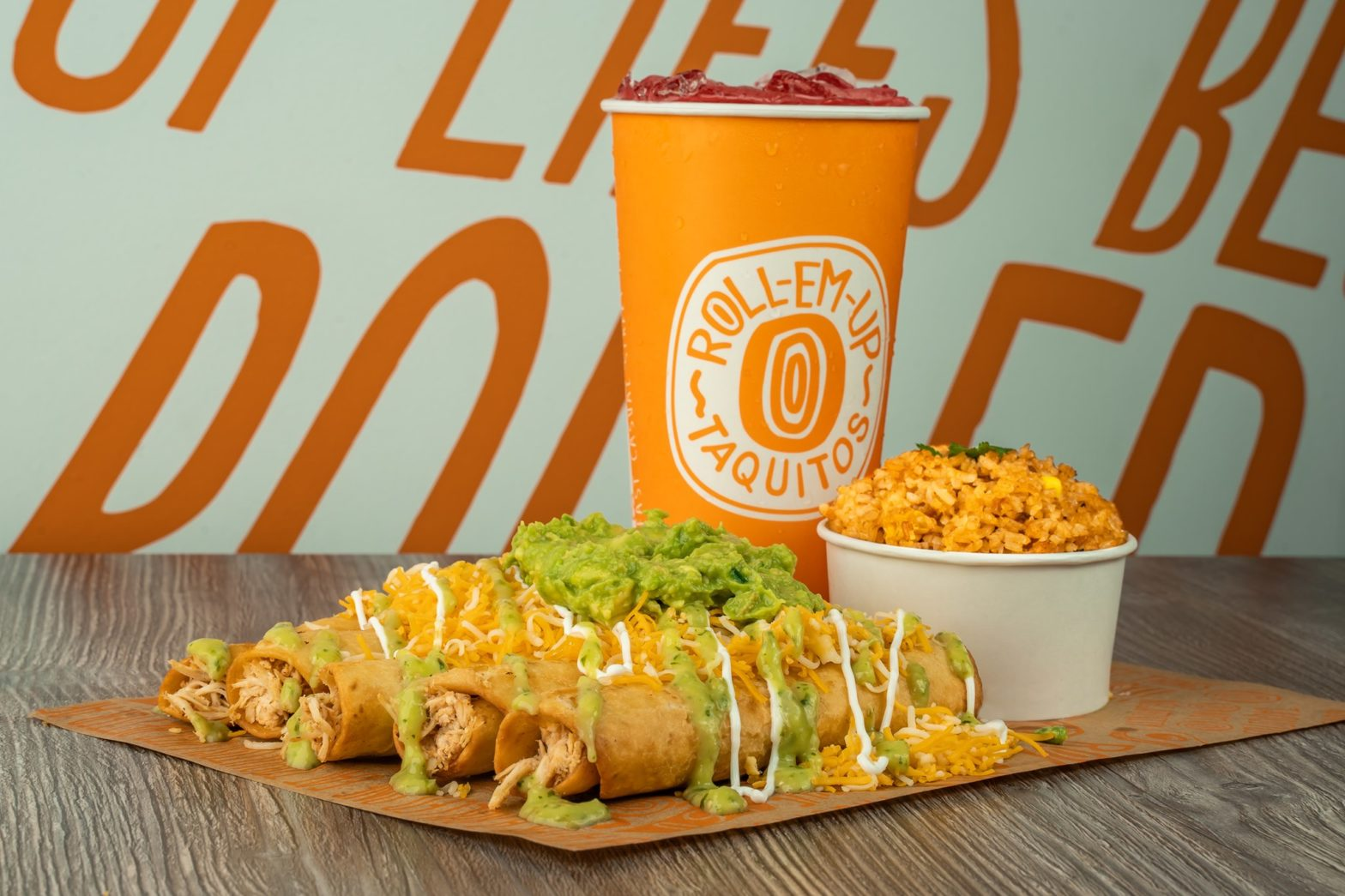 Roll-Em-Up Taquitos's Takeover of Southern California