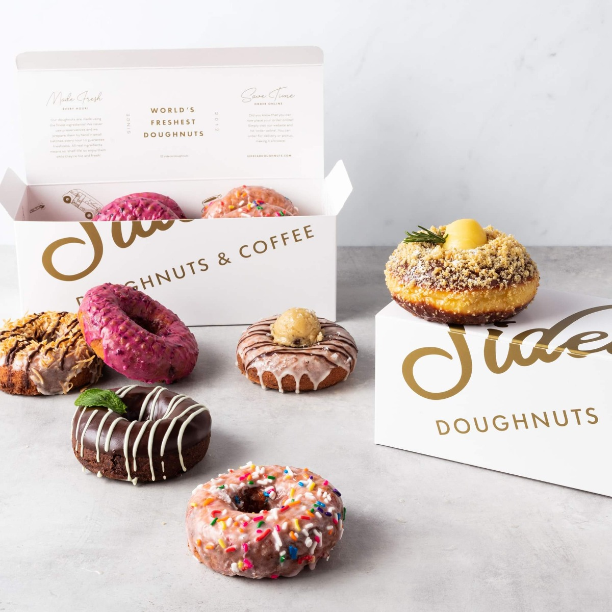Sidecar Doughnuts Opening Seventh Location in Culver City in Early 2022