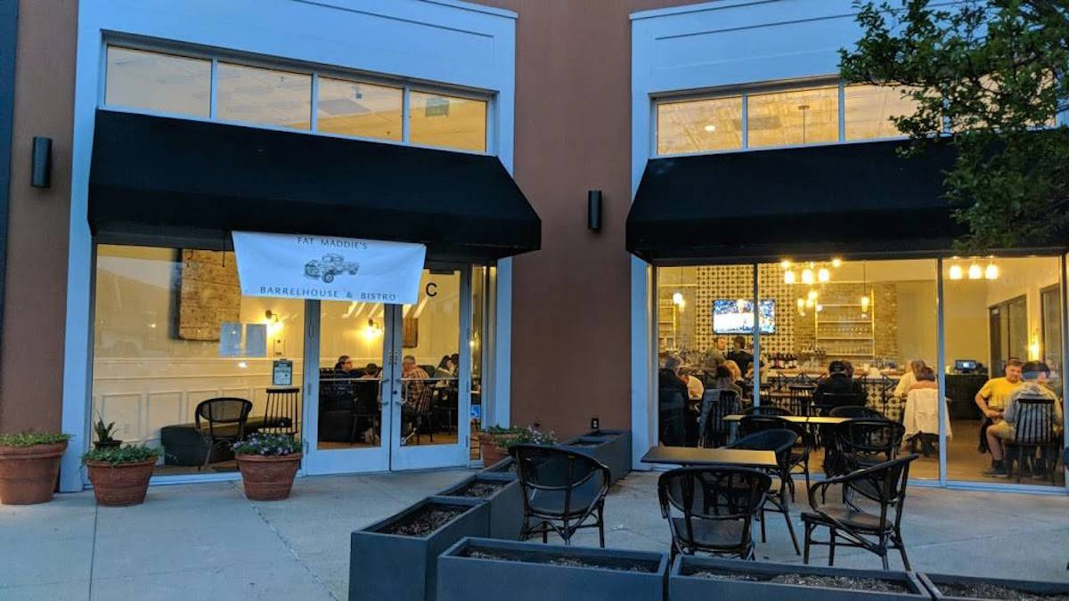 Crescent Bistro to Open in Fat Maddie's Space