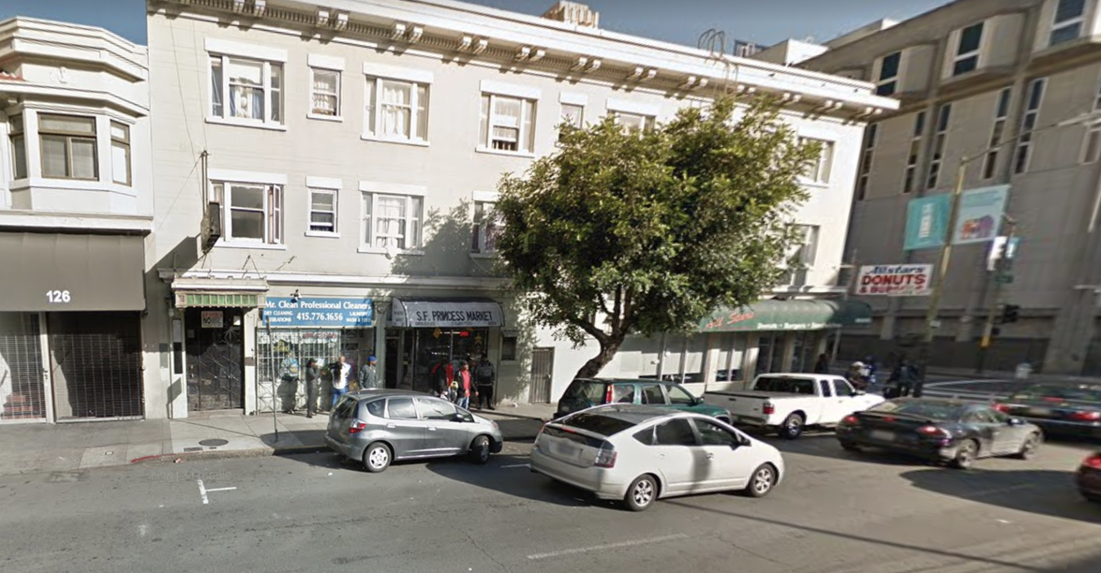 A New Gift Shop is Headed for Hyde Street