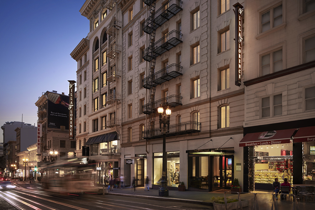 Villa Florence Hotel Acquired for $87.5 Million