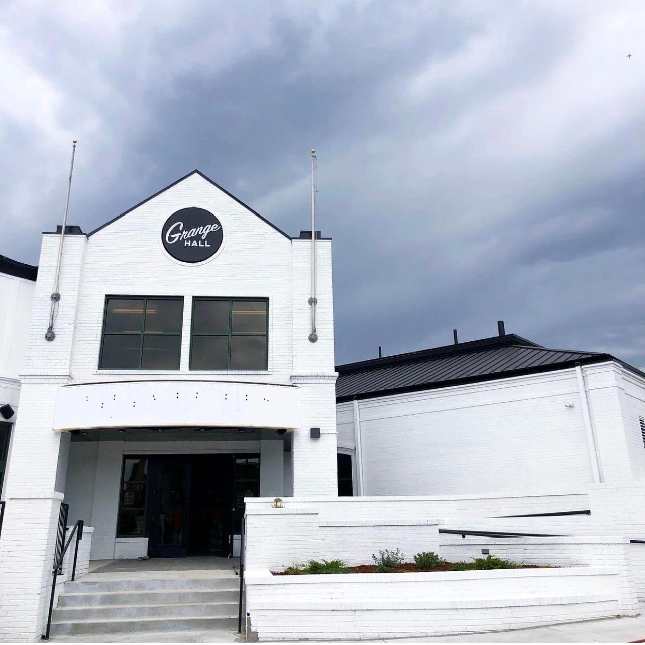 Grange Hall Sets Opening Date
